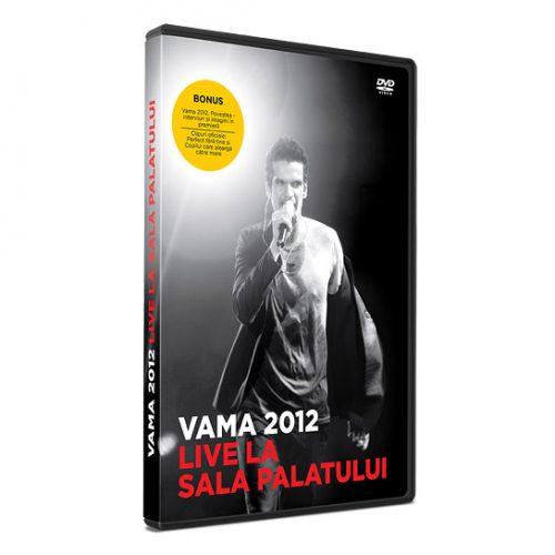 DVD VAMA 2012