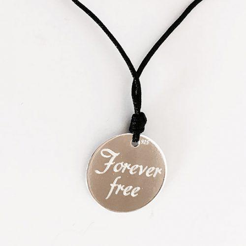 Snur-pentru-gat-cu-banut-de-argint-Vama—Forever-free